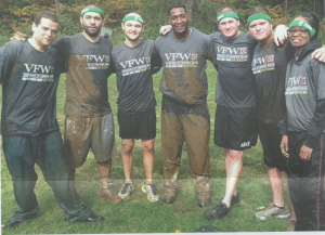 VFW Members Participate in Mud Run to Benefit Navy SEAL Children