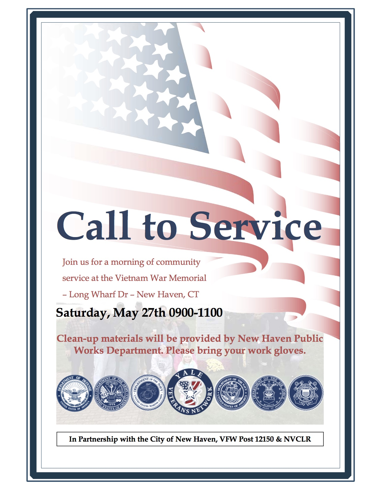 Call To Service