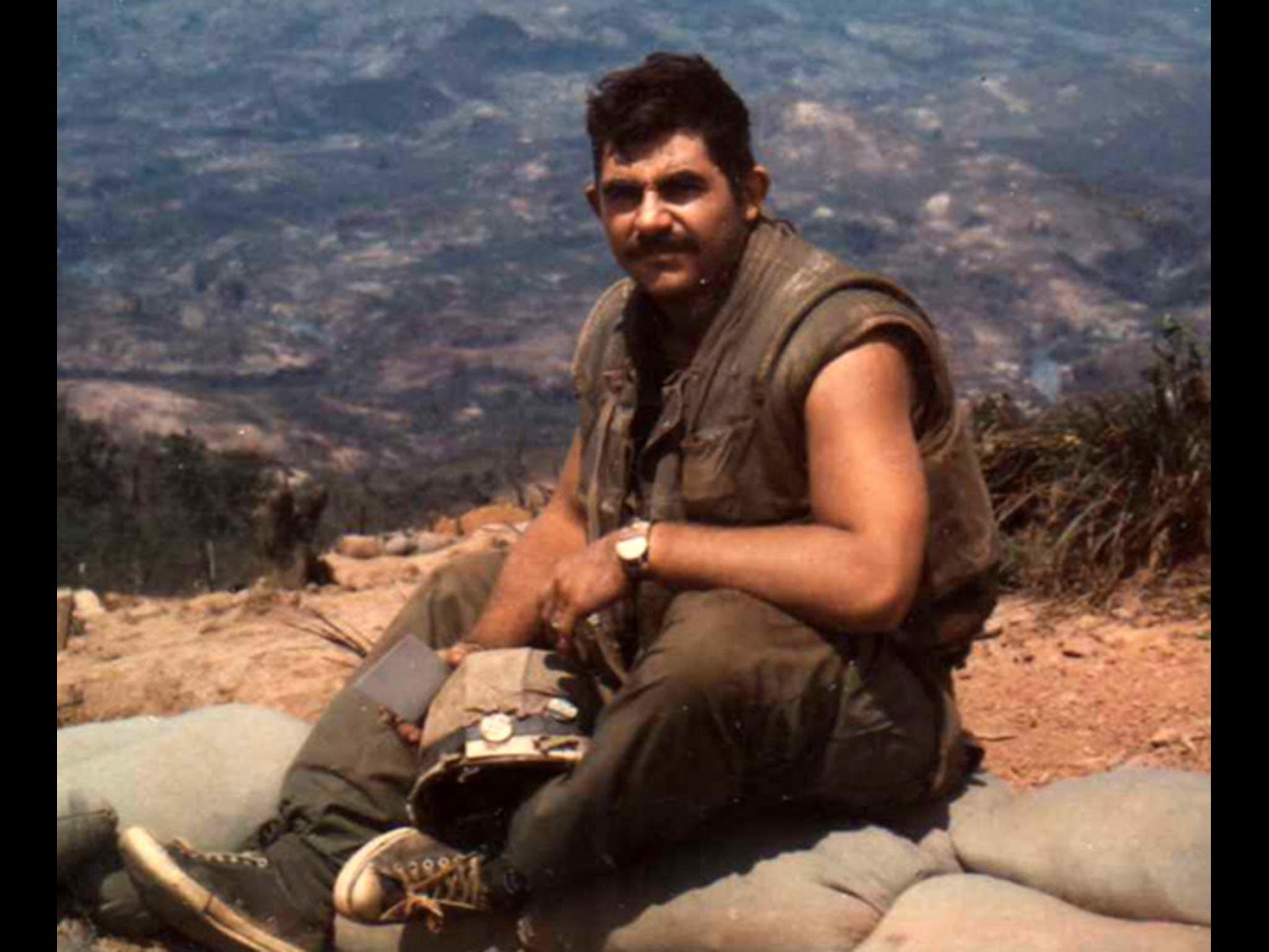 Khe Sanh Remembrance #VetHike and Ceremony