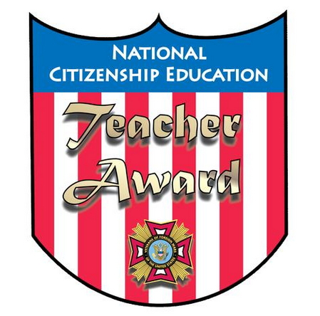 Smart/Maher VFW National Citizenship Education Teacher Award contest