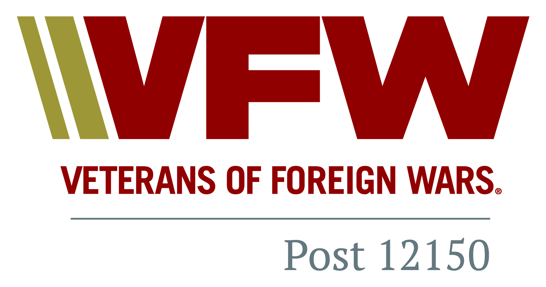 VFW New Haven Post 12150 New Logo