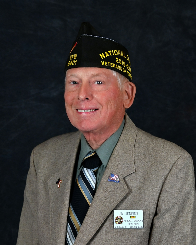VFW National Chaplain Zoom